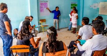 Talleres de Comunicación Comunitaria en Copalillo Guerrero 2015.