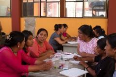 Semillero de mujeres; Cultivando nuestros saberes. Talleres en la región Costa de Oaxaca 2017.
